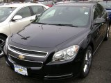 2012 Black Granite Metallic Chevrolet Malibu LT #60973163