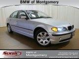 2004 Titanium Silver Metallic BMW 3 Series 325i Sedan #60973477