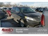 2012 Black Toyota Sienna Limited AWD #60973155