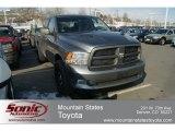 2011 Mineral Gray Metallic Dodge Ram 1500 Sport Quad Cab 4x4 #60973153