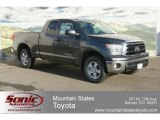 2012 Magnetic Gray Metallic Toyota Tundra Double Cab 4x4 #60973140