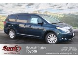 2012 South Pacific Pearl Toyota Sienna XLE AWD #60973122