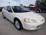 2001 Chrysler Sebring Stone White