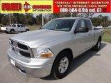 2011 Bright Silver Metallic Dodge Ram 1500 SLT Quad Cab #60973661