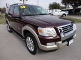 2008 Ford Explorer Dark Cherry Metallic