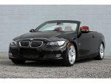 2007 Black Sapphire Metallic BMW 3 Series 335i Convertible #60973657