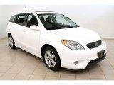 2007 Super White Toyota Matrix XR #60973620