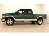 2003 Dodge Ram 1500 Timberline Green Pearl