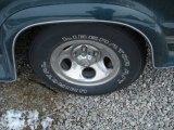 Dodge Ram Van 2001 Wheels and Tires