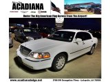 2006 Vibrant White Lincoln Town Car Signature #60973371