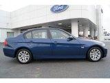 2006 Mystic Blue Metallic BMW 3 Series 325xi Sedan #60973358