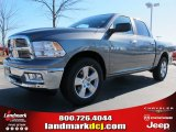 2012 Mineral Gray Metallic Dodge Ram 1500 Big Horn Crew Cab #60973351