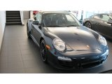 2012 Dark Blue Metallic Porsche 911 Carrera 4 GTS Coupe #61027080