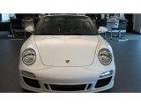2012 Carrara White Porsche 911 Carrera 4 GTS Cabriolet #61027079
