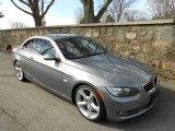 2009 Space Grey Metallic BMW 3 Series 335i Convertible #61026791