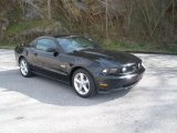2011 Ebony Black Ford Mustang GT Coupe #61027269