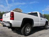 2003 Chevrolet Silverado 2500HD Regular Cab Data, Info and Specs