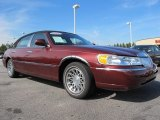 Lincoln Town Car 2001 Data, Info and Specs