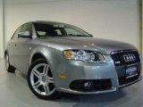 2008 Quartz Grey Metallic Audi A4 2.0T quattro Sedan #6087785