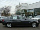 2006 Sparkling Graphite Metallic BMW 3 Series 330xi Sedan #6088336