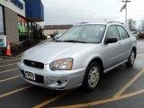 2004 Subaru Impreza 2.5 Sport Wagon Data, Info and Specs