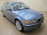 2002 Grey Green Metallic BMW 3 Series 330xi Sedan #61026696