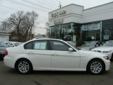 2007 Alpine White BMW 3 Series 328xi Sedan #6088355