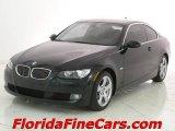 2007 Black Sapphire Metallic BMW 3 Series 328i Coupe #6091418
