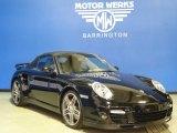 2008 Black Porsche 911 Turbo Cabriolet #61026677