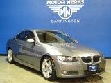 2008 Space Grey Metallic BMW 3 Series 335i Convertible #61026670