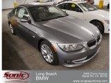 2012 Space Grey Metallic BMW 3 Series 328i Coupe #61026926