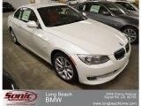 2012 Mineral White Metallic BMW 3 Series 328i Convertible #61026925