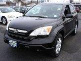 2009 Crystal Black Pearl Honda CR-V EX-L 4WD #61026658