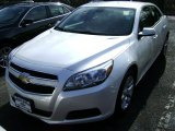 2013 Silver Ice Metallic Chevrolet Malibu ECO #61026655