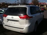 2011 Blizzard White Pearl Toyota Sienna Limited AWD #61026613