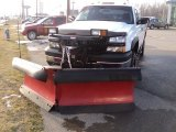 2007 Chevrolet Silverado 2500HD Classic Work Truck Extended Cab 4x4 Plow Truck Data, Info and Specs