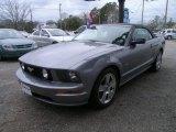 2006 Tungsten Grey Metallic Ford Mustang GT Premium Convertible #61027104