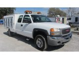 2005 GMC Sierra 2500HD Extended Cab Animal Control Data, Info and Specs