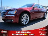2012 Deep Cherry Red Crystal Pearl Chrysler 300 Limited #61074656