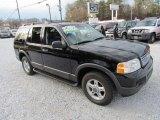2003 Black Ford Explorer XLT 4x4 #61075160