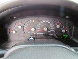2003 Ford Explorer XLT 4x4 Gauges