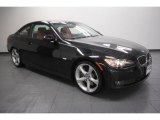 2009 Black Sapphire Metallic BMW 3 Series 335i Coupe #61074898