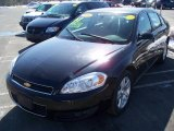 2006 Black Chevrolet Impala LT #6100538