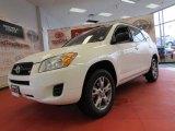 2011 Super White Toyota RAV4 V6 4WD #61075019