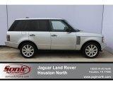 2007 Zermatt Silver Metallic Land Rover Range Rover Supercharged #61074763