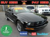 2006 Black Ford Mustang V6 Premium Coupe #61075008