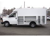 2012 Chevrolet Express Cutaway 3500 Commercial Utility Truck Data, Info and Specs