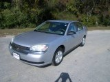 2005 Galaxy Silver Metallic Chevrolet Malibu LS V6 Sedan #61074942