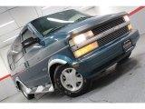 2000 Medium Cadet Blue Metallic Chevrolet Astro LT Passenger Van #61074933