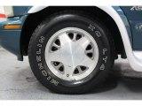 2000 Chevrolet Astro LT Passenger Van Wheel